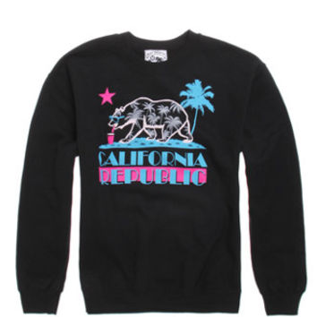 Riot Society Miami Vice Crew Fleece at PacSun.com