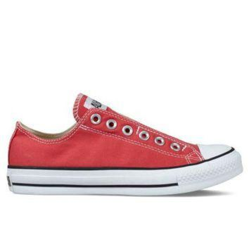 LMFUG7 Converse Chuck Taylor Slip - Tomato Low-Top Sneaker