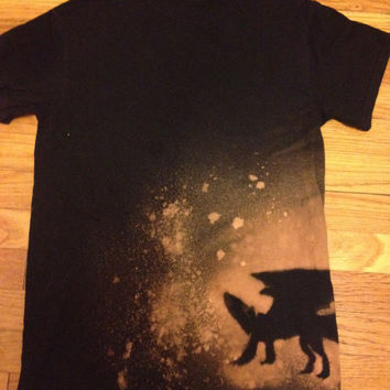 How to Train Your Dragon Inspired Toothless Shirt
