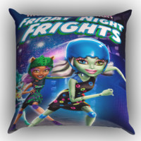 Monster High poster Z0707 Zippered Pillows  Covers 16x16, 18x18, 20x20 Inches