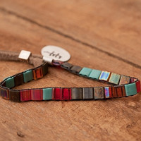 Julie Rofman Beaded Bracelet