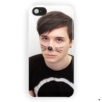 Dan Howell Youtuber For iPhone 5 / 5S / 5C Case