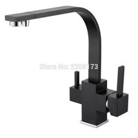 3 Way Osmosis Water Filter Kitchen Faucet
