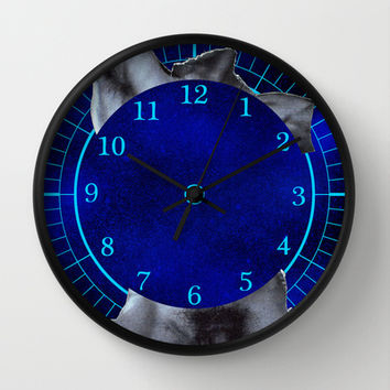 Gay Time Wall Clock by Black Monkey