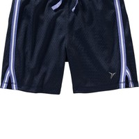 Old Navy Girls Side Stripe Sporty Shorts