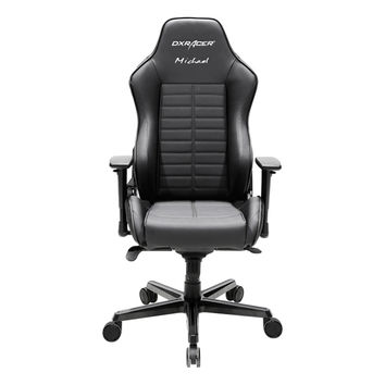 DXRACER DJ133N-Michael ergonomic gaming chair adjustable system executive-Black