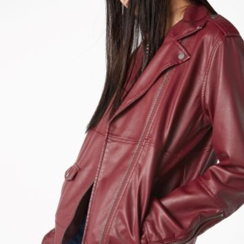 Monki | Jackets & coats | Biker jacket