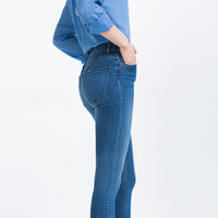 HIGH RISE SKINNY JEANS DETAILS