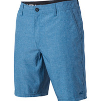 O'Neill Men's Locked Stripe Hybrid Series Shorts Boardshorts