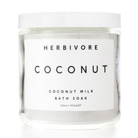 Herbivore Botanicals - Coconut Milk Bath Soak | 16oz