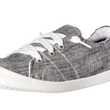 Not Rated Rae Charcoal Fashion Sneakers