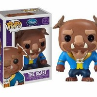 Funko Pop! Disney Beauty & Beast the Beast Vinyl Figure