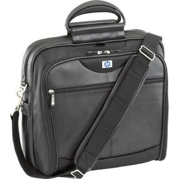 HP Ultra Nylon-Leather Notebook Carrying Case Up To 17 PA845A