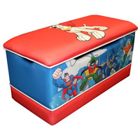 DC Super Friends Deluxe Toy Box