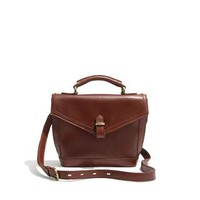 The Sloane Mini-Satchel - satchels - Women's BAGS - Madewell