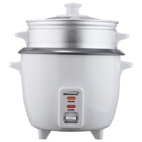 Brentwood Rice Cooker (10 Cup) With Steamer