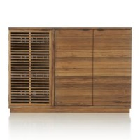 Marin Large Bar/Media Cabinet