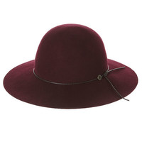 FALLENBROKENSTREET FREE FLIGHT HAT - WINE RED