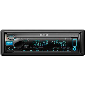 Kenwood KDC-BT710HD CD Receiver with Bluetooth and HD Radio - Walmart.com
