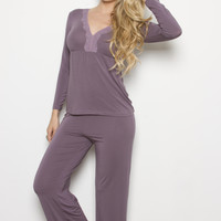iCollection Designer Lingerie Tia Lyn Bliss Pajamas