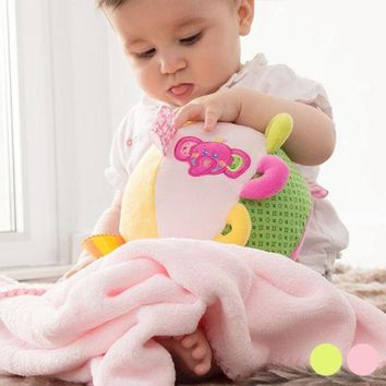 NOVO5 Plush Ball with Blanket for Babies