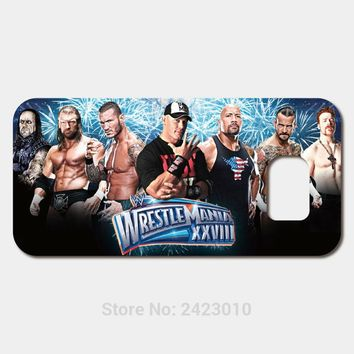 Wrestling Wrestlemania Phone Case