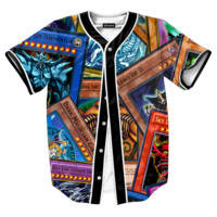 Yugioh Cards Jersey