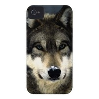 Wolf iPhone 4 Cover from Zazzle.com