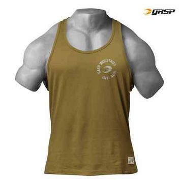 GASP Throw Back T-back tank