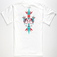 Chocolate Chiefs Mens T-Shirt White  In Sizes