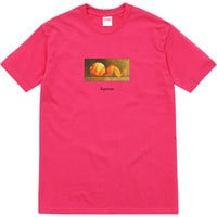 Supreme: Peel Tee - Hot Pink