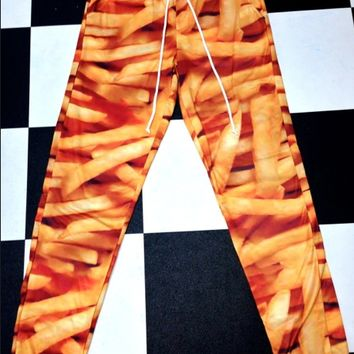 SWEET LORD O'MIGHTY! FRIES SWEATPANTS