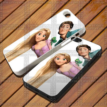 Tangled Rapunzel and Flynn Design for iPhone Case,Samsung Galaxy S3/S4 Case,iPhone 4 Case,iPhone 4S Case and iPhone 5 Case