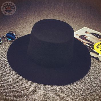 Black fedora/hats for men