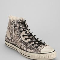 Converse Chuck Taylor All Star John Varvatos Double-Zip Snake High-Top Sneaker