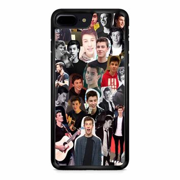 Shawn Mendes Collage 4 iPhone 8 Plus Case
