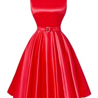 Rockabilly Audrey Hepburn 50s 60s Vintage Dress