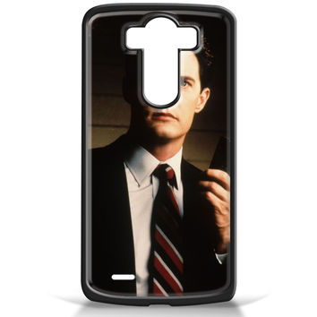 diane twin peaks agent cooper for LG G3 Case