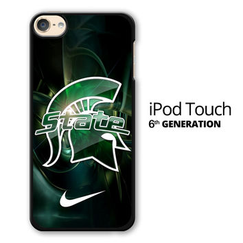 Michigan State Nike iPod Touch 6 Case