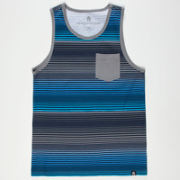 SHOUTHOUSE Ombre Boys Tank