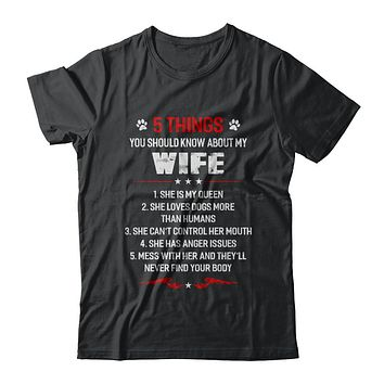 5 Things You Should Know About My Wife Dogs Husband