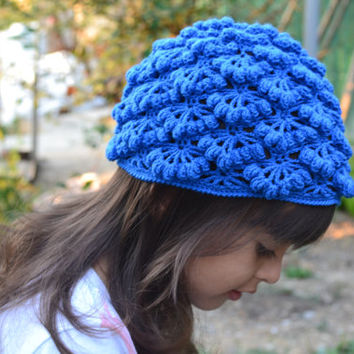 FREE SHIPPING - beanie hat, girls hat, baby hat, crochet hat, crochet baby hat, crochet hat baby, childrens hat, crochet childrens hats