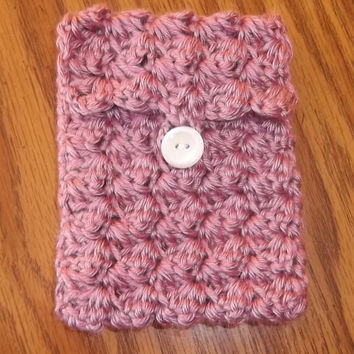 iPhone Cozy, Phone holder, phone protector, smart phone holder, smart phone cozy, cell phone holder