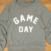 Gray Game Day Sweatshirt