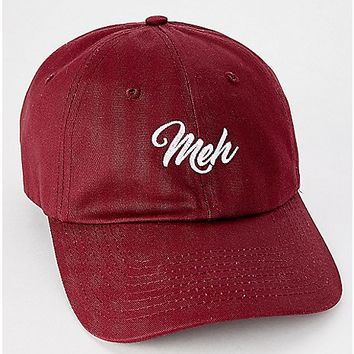 Meh Dad Hat - Spencer's