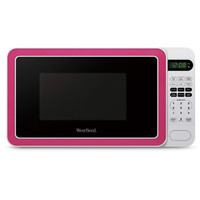 Walmart: 0.7-cu ft Microwave, Color-Change Finish