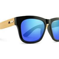 Wooden Sunglasses // Bold 65