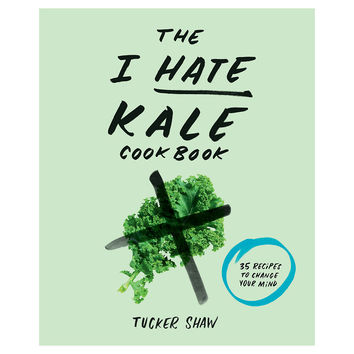 The I Hate Kale Cookbook, Non-Fiction Books