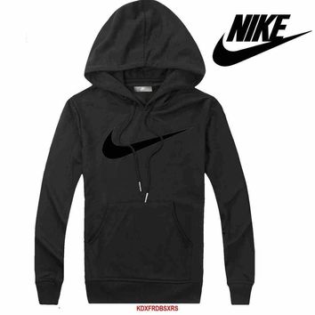Nike Women Men Casual Long Sleeve Top Sweater Hoodie Pullover Sweatshirt-7