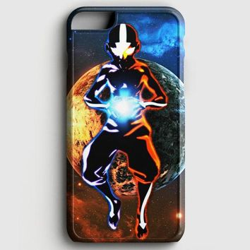 Avatar Aang The Last Airbender iPhone 6 Plus/6S Plus Case